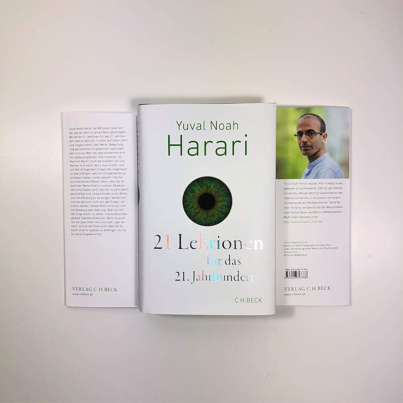 Andrea Sternberg Blogpost Harari Buch